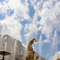 Сливаясь с небом... :: Ирина Королева
