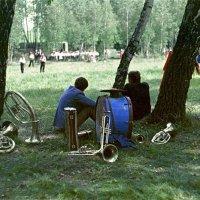 Когда отдыхают трубы :: Сергей Тарабара