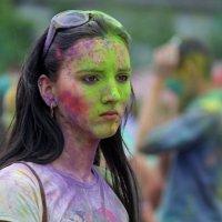 Портрет в тонах красок Холли :: Константин Строев