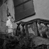 Старый домина :: Женя Рыжов