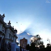 Светящееся облако! :: °•●Елена●•° Аникина♀