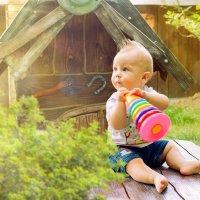 Малыш на столе) :: Alikosinka Solo