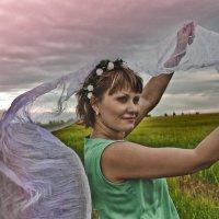 Рисуя небо.... :: Ирина Малинина