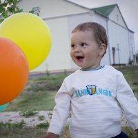 Сколько радости :: Ирина Герасименко (Новикова)
