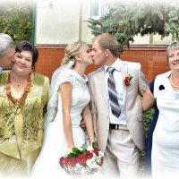 с родными :: Марина Минакова