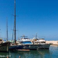порт Яффо :: сергей cередовой