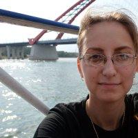 На кораблике :: Евгения Латунская