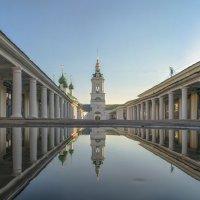 Гостиный двор в Костроме :: Valeriy Piterskiy