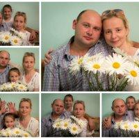 Очень хотелось сделать - серьёзное, семейное фото ... :: Антонина Гусева
