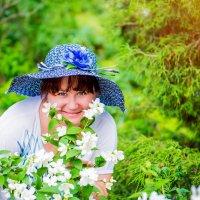 красивое лето :: Анна Соколова