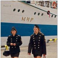 """""""Мир"""" и Марины... :: Кай-8 (Ярослав) Забелин"""