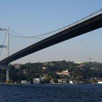 Мост через Басфор :: Seva-stopol (Севастьян)