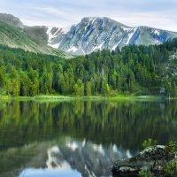Алтай. Пятое Каракольское озеро :: Ирэн