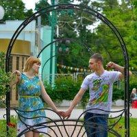 Анастасия и Антон. История Любви. :: Раскосов Николай