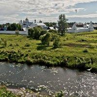 Суздаль. Покровский монастырь :: Владимир Новиков