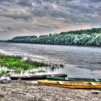 Левый берег Дона. :: Виктор Малород
