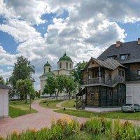 Спасо-Преображенский монастырь :: Сергей Тарабара
