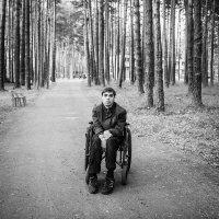 Одиночество :: Ежъ Осипов