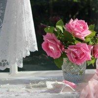 Розовое утро :: Mariya laimite