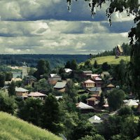 Известный городок :: Михаил Лобов (drakonmick)