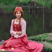 Варвара краса... :: Валентин Яруллин