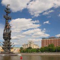 На теплоходе по Мокве-реке :: Владимир Пугачёв