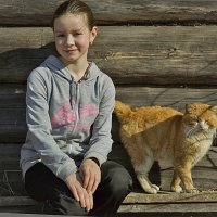 Лето на дворе :: Валентин Кузьмин