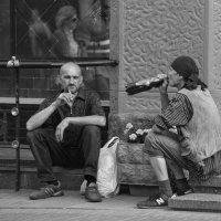 Хорошо сидим! :: Александр Степовой
