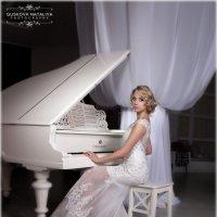 Студийная съемка невесты :: Наталия Гуськова