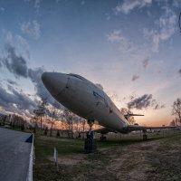 Самолет :: Александр Решетников