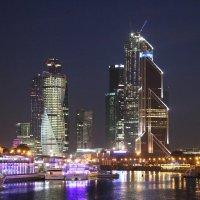Москва сити :: Gas Gus