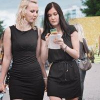 Черные платья :: Татьяна Губина