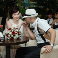 Светлана и Михаил :: Елена Неведицына