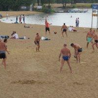 Пляжный воллейбол :: Вера Щукина