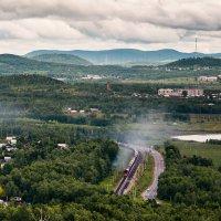 Хумминское шоссе. Вариант 2. :: Сергей Щелкунов