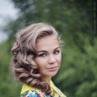 Поля :: Аня Шаевская