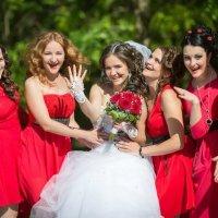 свадьба :: Ксения Ямалова