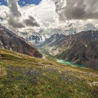 горная долина :: Дамир Белоколенко