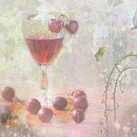 Пахнет лето черешней спелой :: galina tihonova