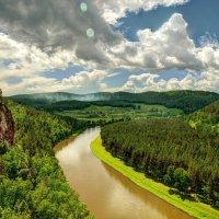 Река Ай. :: Владимир