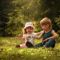 Брат и сестра :: Наталья