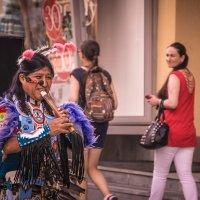 В городе заезжие индейцы... 4 :: Pavel Kravchenko
