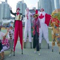 Празднование Дня Канады (1 июля 2015, в Торонто) :: Юрий Поляков