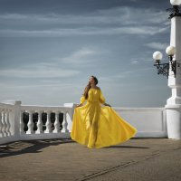 Танцующая на ветру :: Наталья Петрова