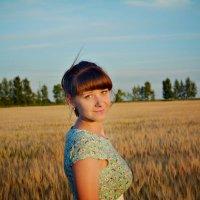 Лето в поле :: Татьяна