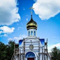 Беларусь. Новая церковь в г. Борисов. :: Nonna