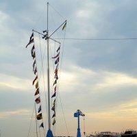 Яхт-клуб, флаги :: Иван и Светлана Ниелины (Nieliny)