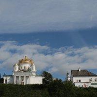 Алексеевская церковь Благовещенского мужского монастыря :: Наталья Гусева