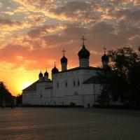 Кремлевский закат :: Alexander Varykhanov