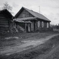 Деревня опустела :: Владимир Pechkin